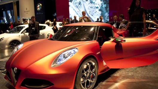 Новое купе Alfa Romeo дебютировало на Женевском автошоу