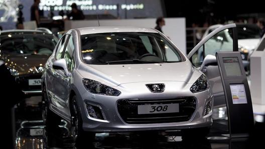 Peugeot показала обновленную версию 308-го