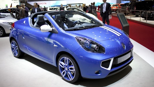 Renault Wind получил спец-исполнение Gordini