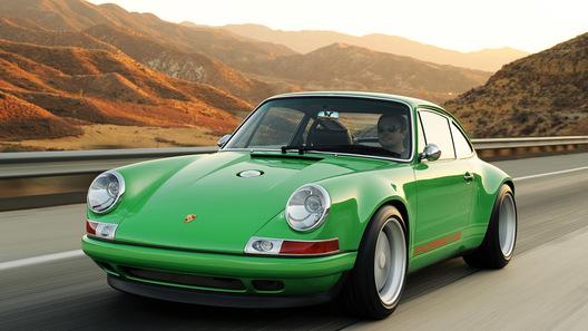 Классический Porsche 911 возродился в неожиданном качестве