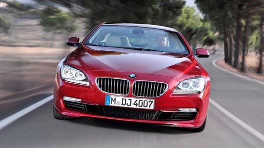 Концерн BMW официально представил купе 6 серии