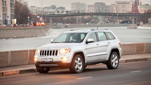 Jeep Grand Cherokee: возвращение в высшую лигу