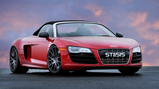 Американцы довели до ума родстер Audi R8 V10