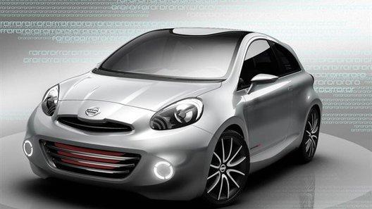 Nissan приготовил для Шанхая компактный спортивный хэтч