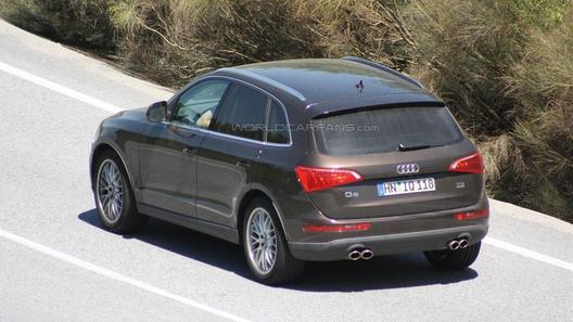 Фотошпионы подловили предполагаемый Audi Q5 RS