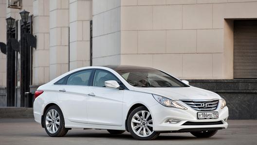 Hyundai Sonata: совсем другая мелодия