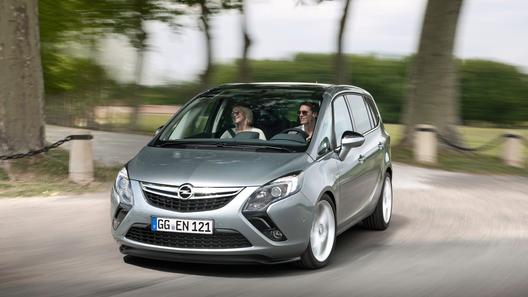 Opel рассказал о третьем поколении Zafira