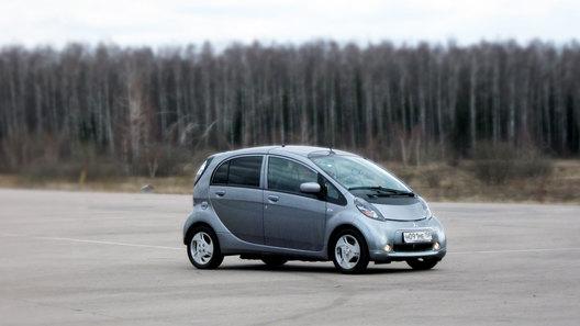 Электрокар Mitsubishi сертифицирован для российских дорог