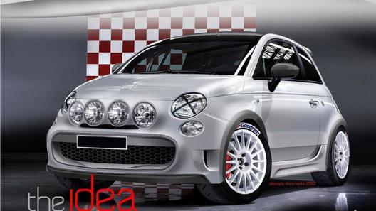 Fiat 500 превратился в Marcia Corta