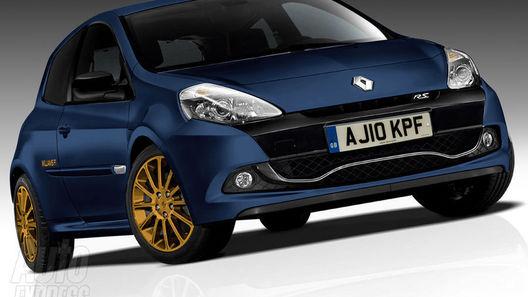 Renault переоденет хэтч Clio в ливрею команды Williams