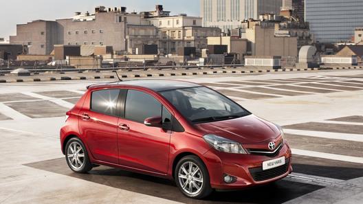 Стартовало производство нового Toyota Yaris для Европы