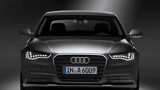 Гибридный Audi A6 появится в 2012 году