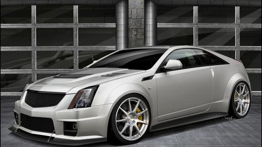 В Hennessey построят 1000-сильный Cadillac