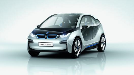 BMW i3 получит бензиновый двигатель от мотоцикла
