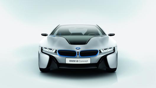 Гибридный суперкар BMW покажут во Франкфурте