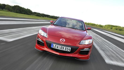 Mazda отзывает в России партию RX-8 из-за угрозы возгорания