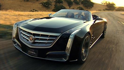 Концепт Cadillac Ciel может стать серийным флагманом марки
