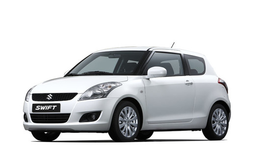 Suzuki объявляет о начале продаж трехдверного Swift