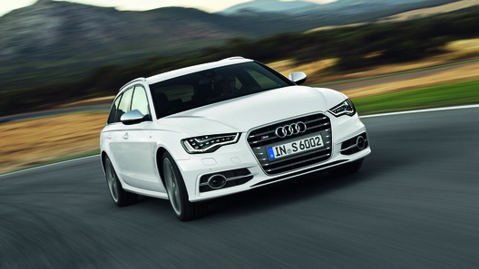 Концерн Audi показал сразу четыре