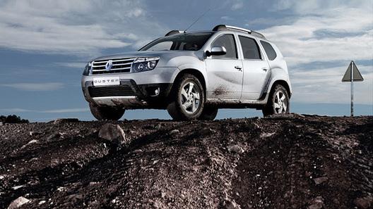 Кроссовер Renault Duster обойдется в 450 тысяч рублей