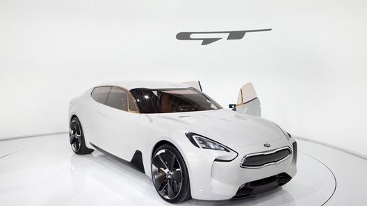 Спортивный седан марки Kia появится на рынке через пару лет