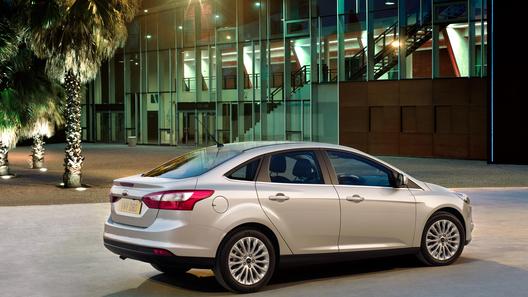 Ford начал в России сборку нового Focus в кузове седан