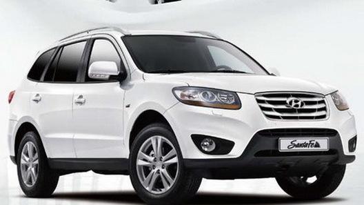 Hyundai Santa Fe 2012 обойдется россиянам минимум в 1,08 млн рублей