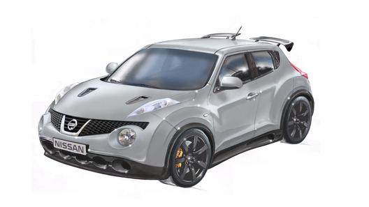Nissan все же выпустит супер-кроссовер на базе Juke