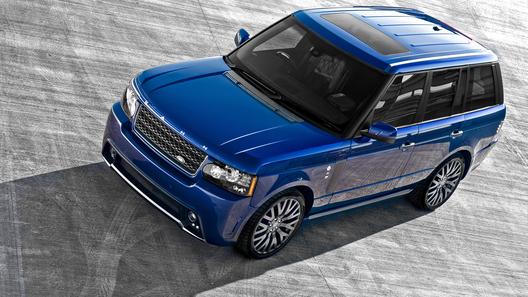 Range Rover от ателье Project Kahn получил обновленную внешность