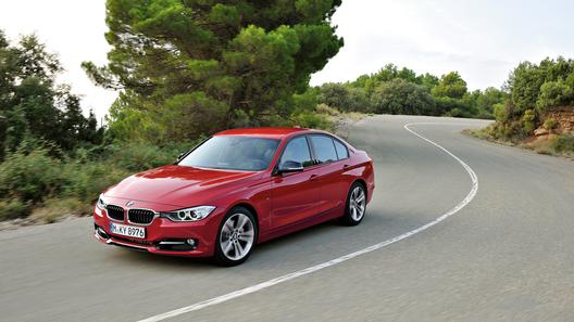 BMW представил новое поколение седана 3 Series