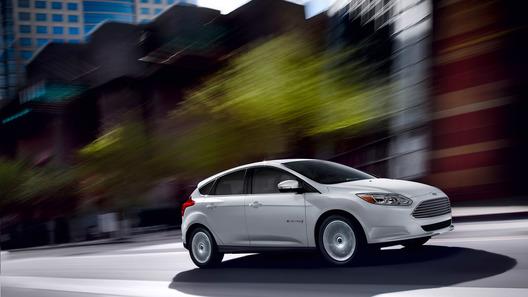 Электрический Ford Focus близок к провалу из-за высокой цены