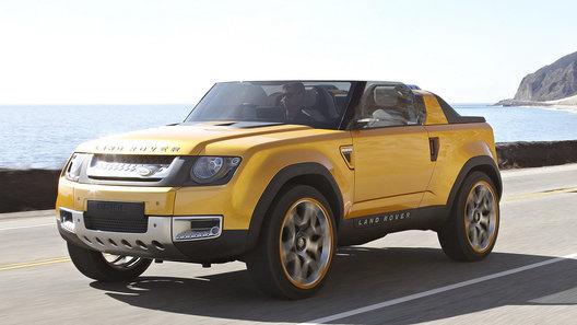 Новый Land Rover Defender будут выпускать в Индии
