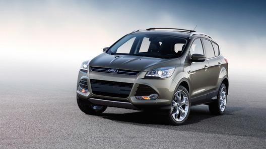 Ford показал новый Escape в Лос-Анджелесе