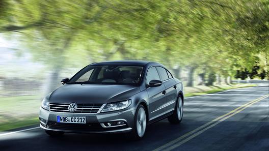 Volkswagen представил обновленный CC в Лос-Анджелесе