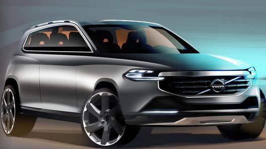 Volvo XC90 будет похож на концепт You