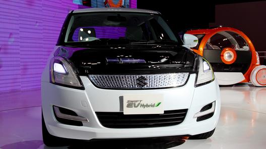 Suzuki раздумывает над будущим гибридного Swift