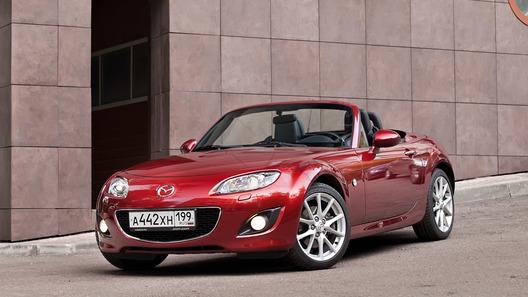 Mazda MX-5: часть 4 (4015 км)