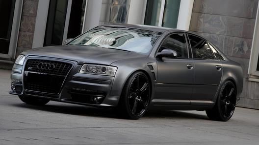 Audi S8 превратили в Superior Gray