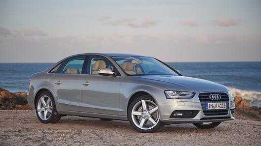 В России отзывают на ремонт почти 5 тысяч автомобилей Audi