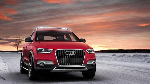 Audi Q3 превратили в заряженный кроссовер для экспедиций