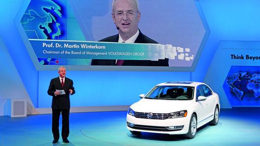 Volkswagen Jetta получил гибридный привод