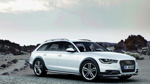 Audi назвал российские цены нового поколения A6 Allroad