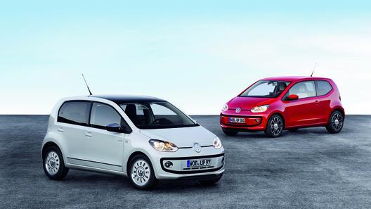 Пятидверный Volkswagen up! рассекречен и готов к продаже
