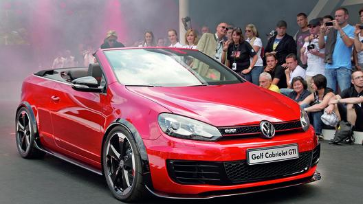Volkswagen представит в Женеве