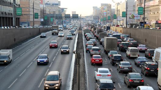 В РФ принят закон оборганизации дорожного движения