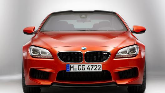 BMW представил новую М6