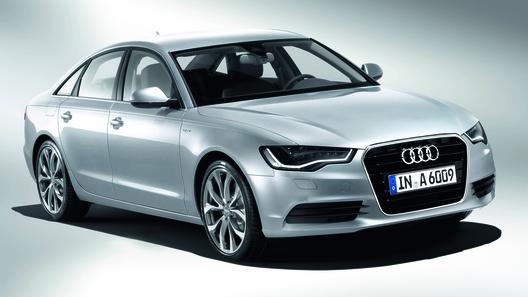 Audi назвал российские цены на гибридный A6