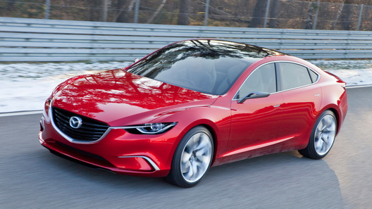 В Женеве пройдет европейская премьера прототипа новой Mazda6