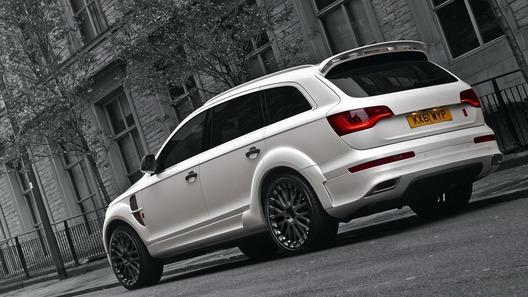 В Project Kahn взглянули на Audi Q7 под новым углом
