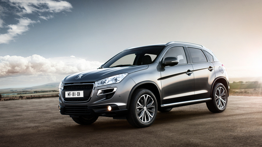 Peugeot 4008 будет продаваться в 50 странах